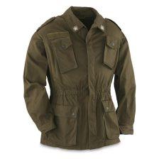italiensk army jakke