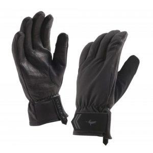 sealskinz-handsker-all-season-gloves-sort-brun-1