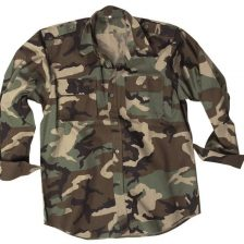 field shirt woodlanf