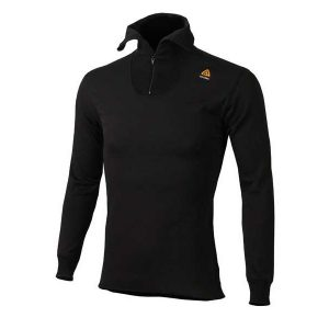 Aclima Hotwool Polo Black