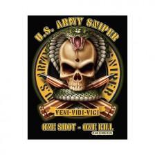 US Army sniper BI