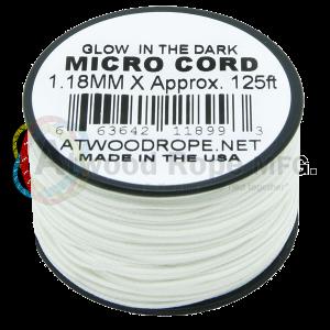 glowinthedark micro cord