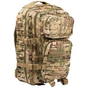 miltec lasercut backpack