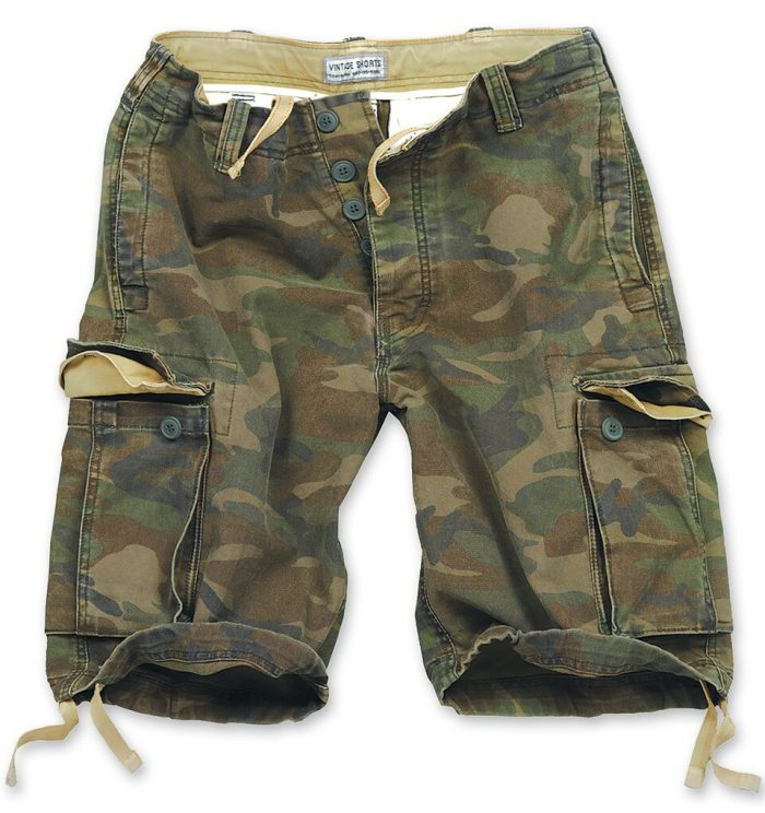 camouflage shorts army