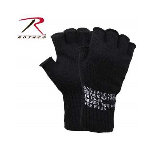 handske med halvfingre