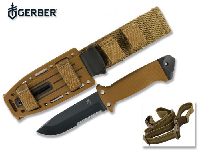 gerber LMF 2 infantry militær kniv