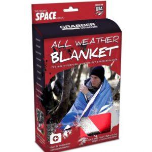 overlevelsestæppe grabber all weather blanket