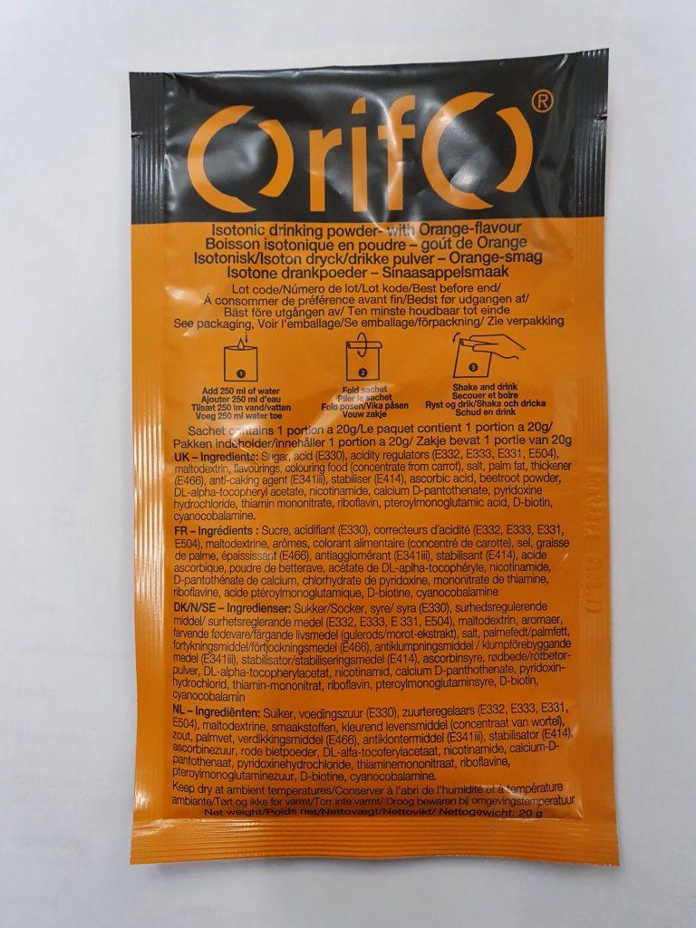 orifo orange