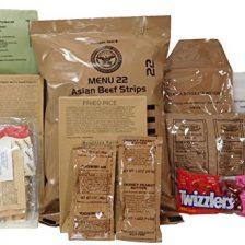 tur mad mre felt rationer fra den amerikanske hær