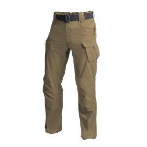 helicon tex bukser mudbrown