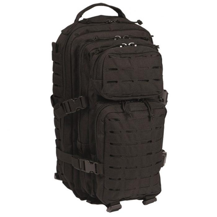 rygsæk 25 liter med molle assault pack