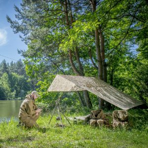 Tarp til telt