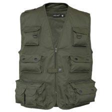 vest olive