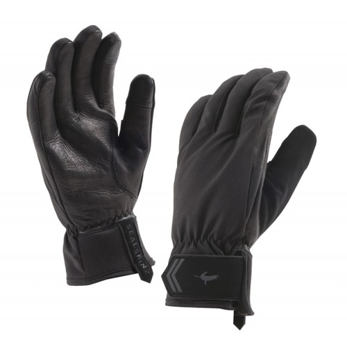 SEALSKINZ ALL SEASON HANDSKER - VANDTÆTTE