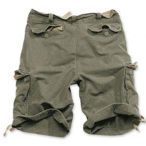 army shorts grønne