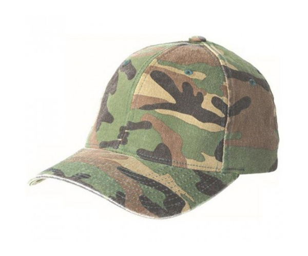 camouflage kasket FLEXFIT CAP