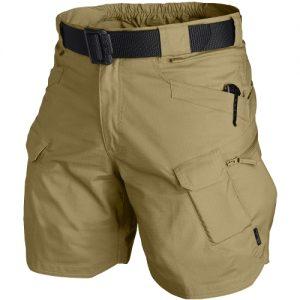 shorts med mange smarte lommer
