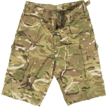 millitær shorts camouflage