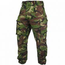 militær bukser engelsk camouflage
