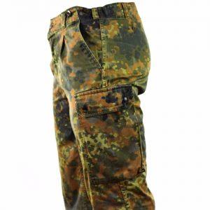 millitær bukser camouflage