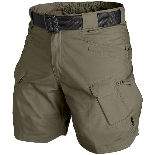 shorts med mange lommer