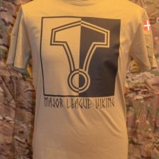 t-shirt major league viking