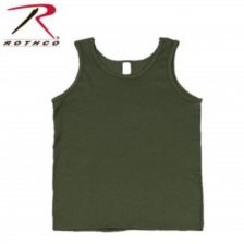 strop t-shirt tank top army