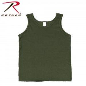 strop t-shirt tank top army