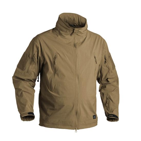 trooper soft shell jakke, der beskytter mod let vind og regn