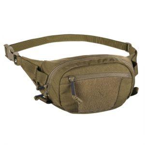 bæltetaske med mange lommer