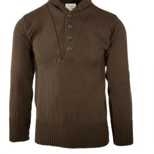 US-GI-5-Button-Brown-Sweater