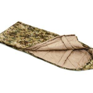 sovepose til børn camouflage