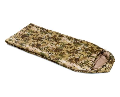 børne sovepose i camouflage