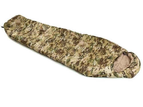 sovepose i camouflage