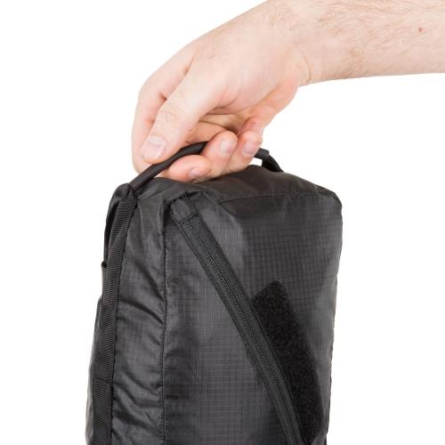 paktasker i vandtæt nylon til småting