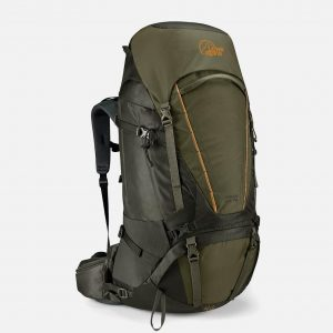 65 75 L rygsæk Diran fra Lowe alpine
