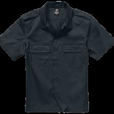 army skjorte sort
