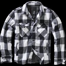 skovmands skjorte med foer