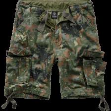 camouflage shorts i stone wash camouflage