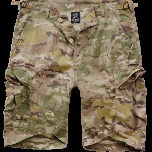 shorts multicam camouflage i BDU model