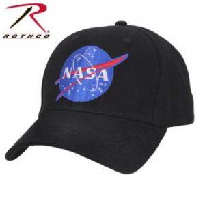 kasket fra NASA, insignia cap