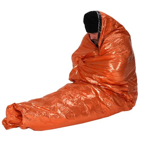 overlevelses tæppe Survival Emergency Bag