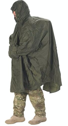 poncho regnslag snugpak patrol