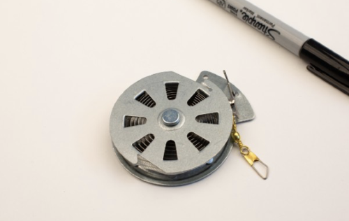 FISKEHJUL SURVIVAL automatisk fiskehjul
