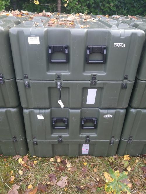 stor transport kasse