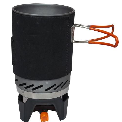 Kogegrej med gasbrænder - UST Pack a Long Stove Kit