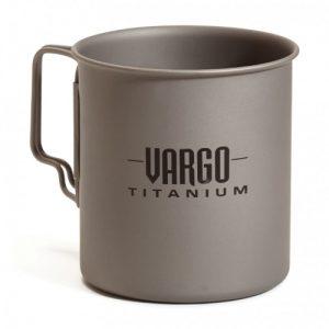 LETVÆGTS KRUS Vargo TitaniumUltralight titanium
