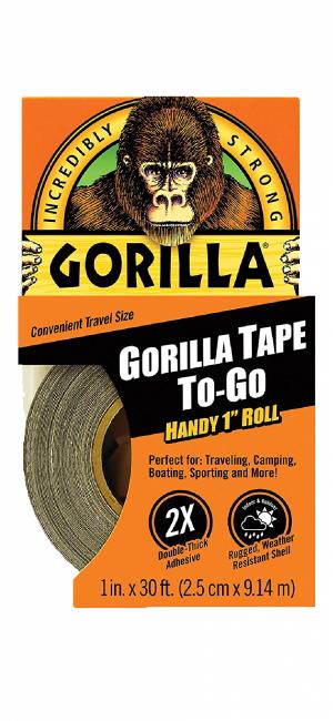 GORILLA TAPE TO-GO stærkt gaffa tape