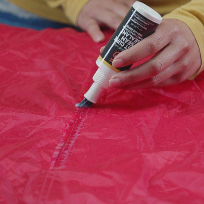 Seam seal Grip FC sømforsegler til telte m.m.