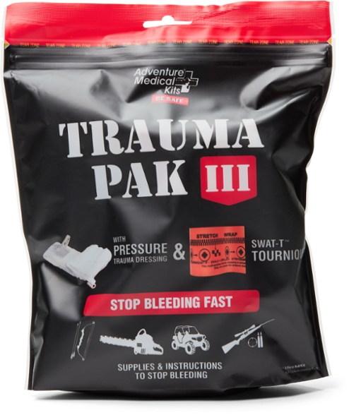 førstehjælps sæt adventure medical kits trauma pak